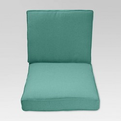 Halsted 2pc Outdoor Deep Seating Cushion Set - Threshold™