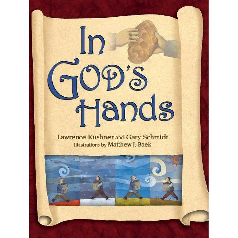 In God's Hands - by  Lawrence Kushner & Gary Schmidt (Hardcover) - image 1 of 1