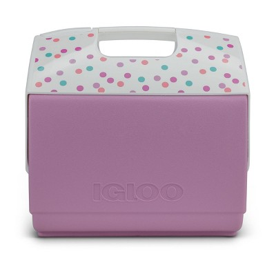 Igloo Playmate Elite 50th Anniversary 16qt Cooler with Decorated Lid - Tea Rose