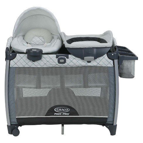 5f198769fc71b Graco® Pack  n Play Quick Connect Portable Bouncer With Bassinet   Target