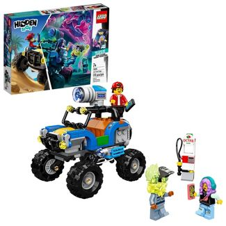LEGO Hidden Side Jack's Beach Buggy Amazing AR Experience 70428
