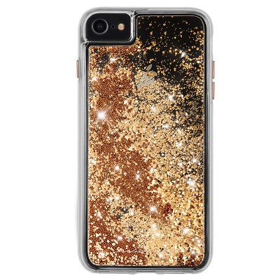 Case-Mate Apple iPhone 8/7/6s/6 Waterfall Case - Gold