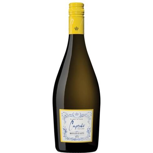 Cupcake Vineyards Moscato D'Asti White Wine - 750ml Bottle - image 1 of 3