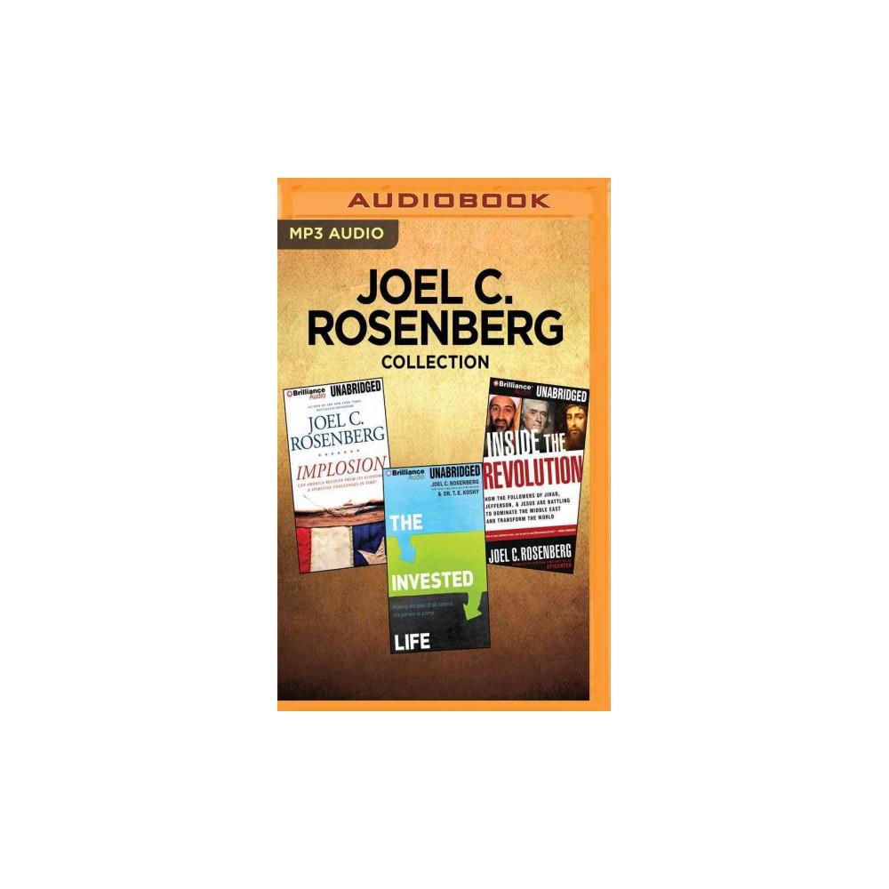 Implosion, The Invested Life, Inside the Revolution (MP3-CD) (Joel C. Rosenberg & T. E. Koshy)