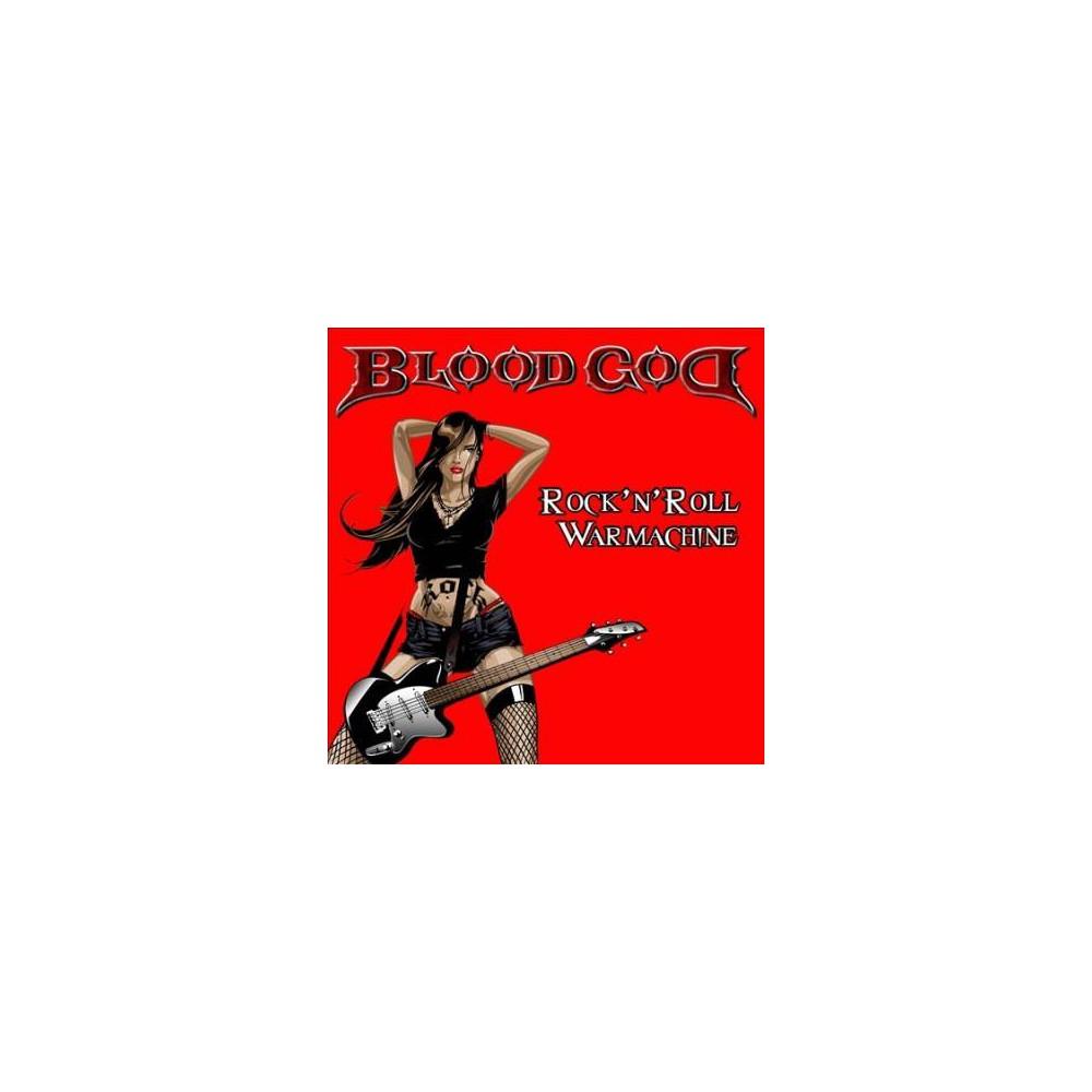 Blood God - Rocknroll Warmachine (CD)