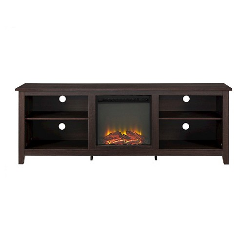 "TV Stand With Fireplace 70"" - Saracina Home - image 1 of 4"