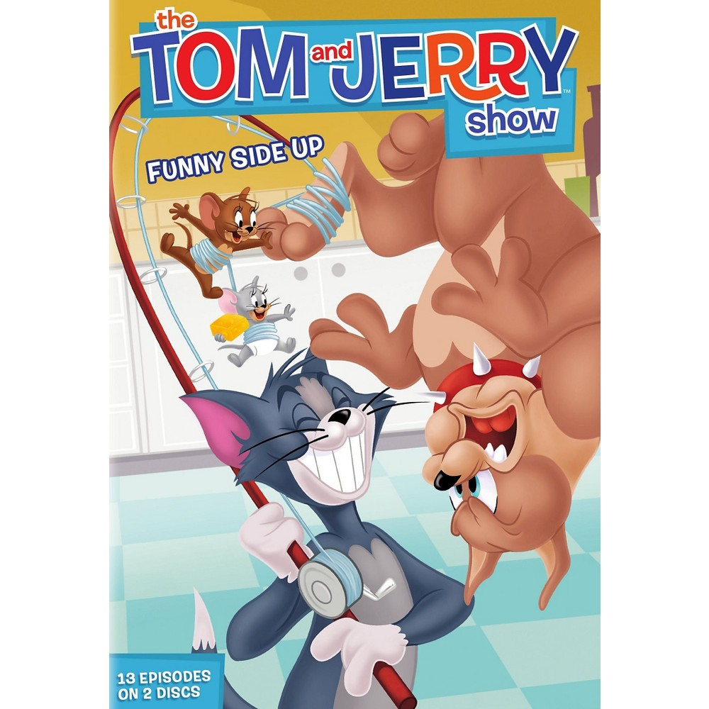 Tom And Jerry Show:Season 1 Part 2 (Dvd)