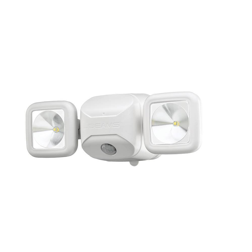 Mr Beams 500 Lumens Led Dual Head Spotlight