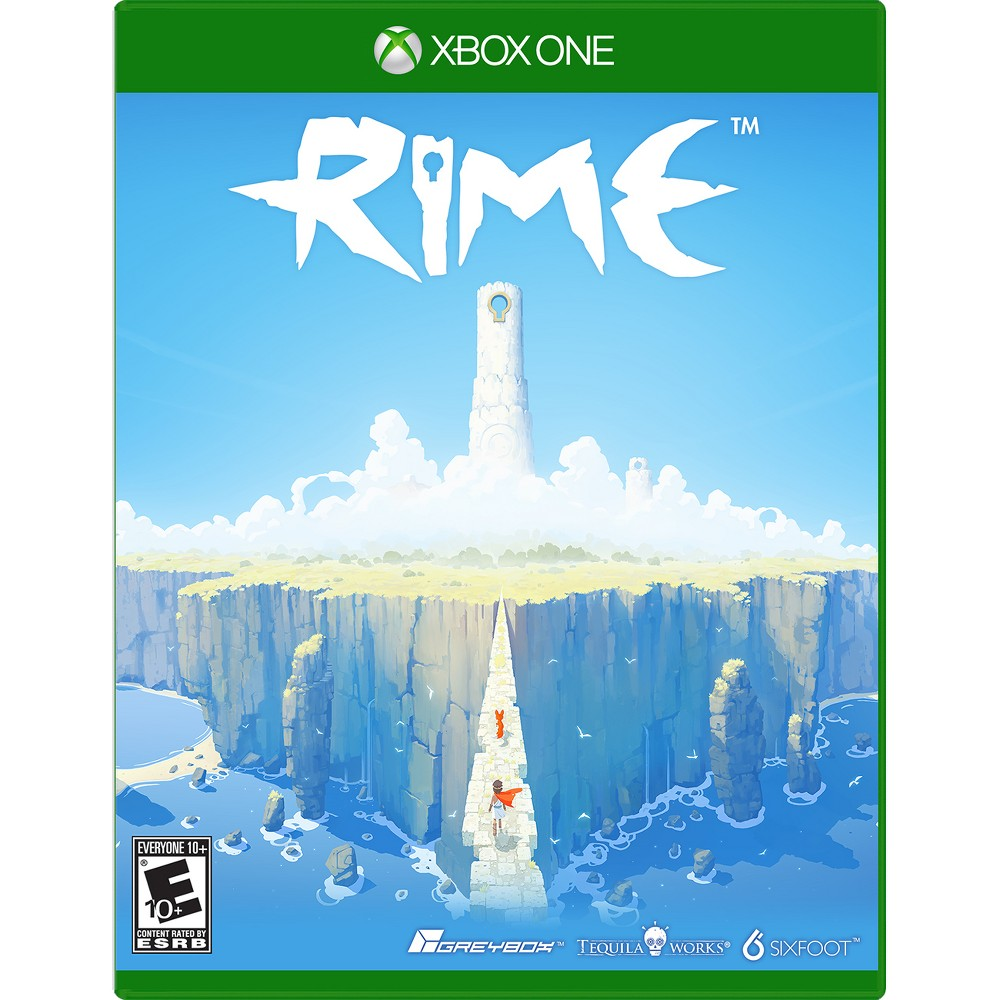 RiME Xbox One, video games