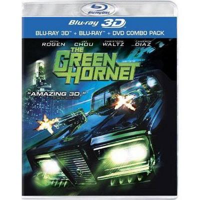The Green Hornet (Blu-ray)(2011)