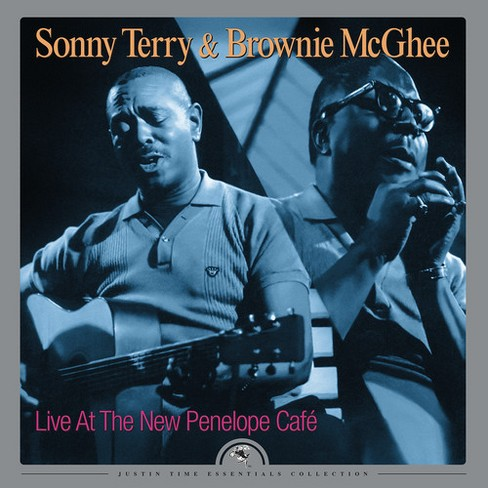 Sonny & Brown Terry - Live At The New Penelope Cafe (Vinyl) - image 1 of 1