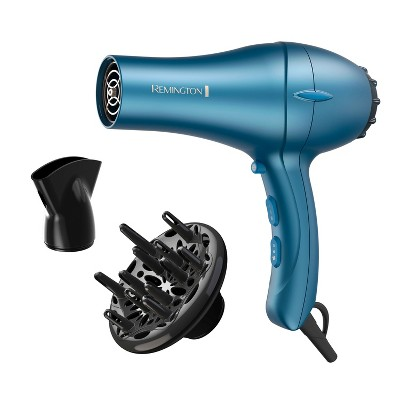 Remington Pro Professional Titanium Ceramic Hair Dryer - Blue - D2042