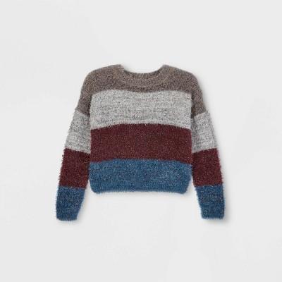 Girls' Eyelash Sweater - art class™