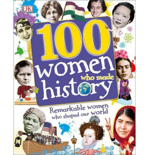 100 Women Who Made History (Hardcover) - image 1 of 1