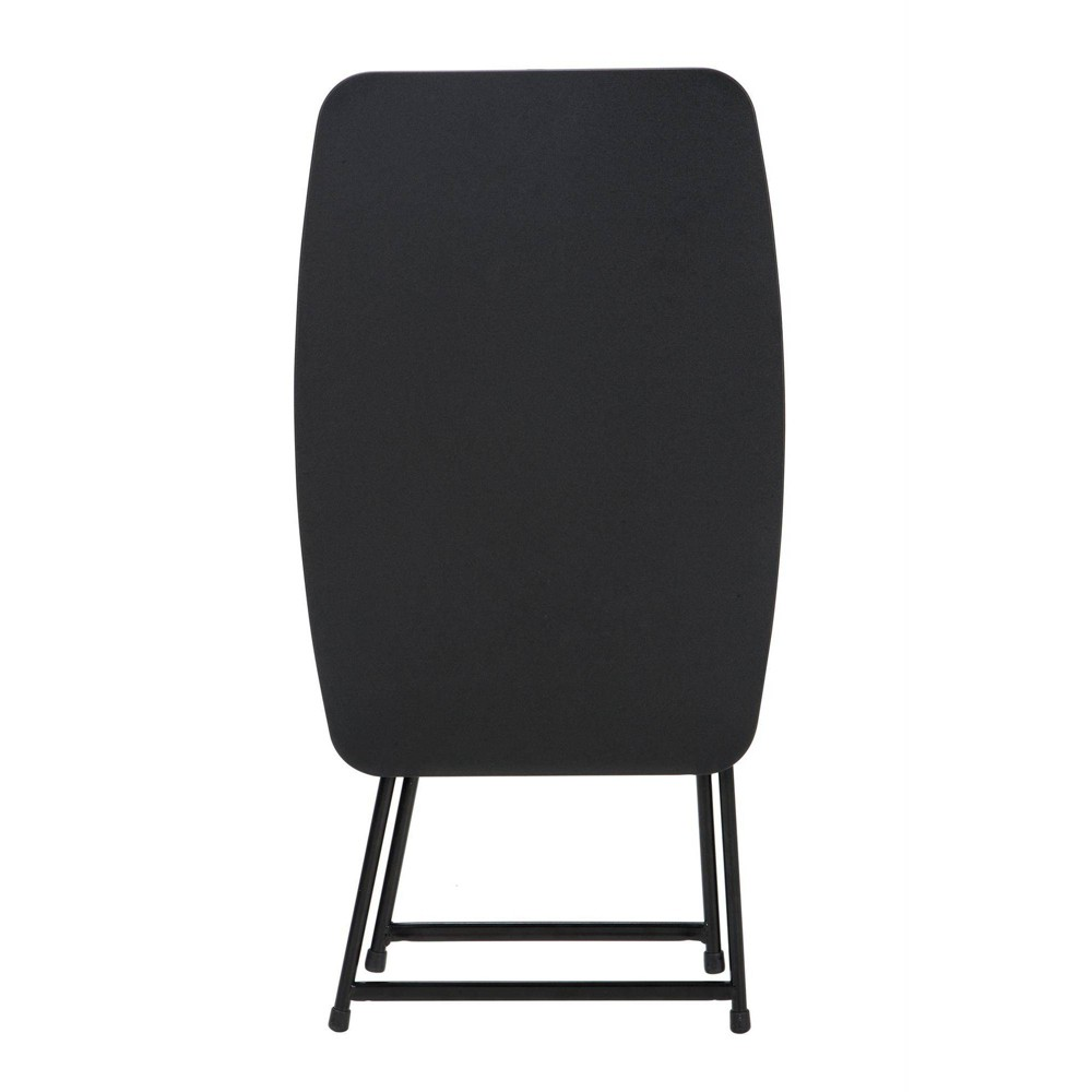 "Image of ""Cosco 18""""X26"""" Adjustable Height Activity Table Black"""