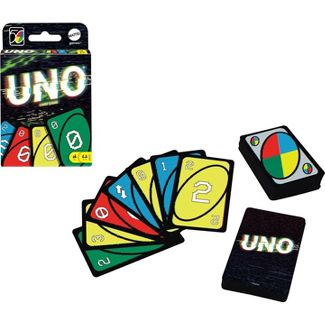 UNO Iconic 2000's Card Game