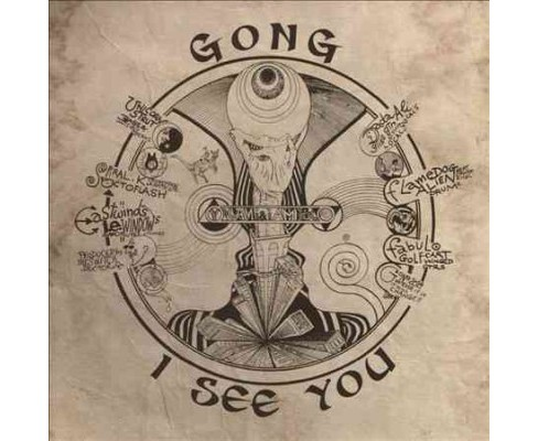 Gong - I see you (CD) - image 1 of 1