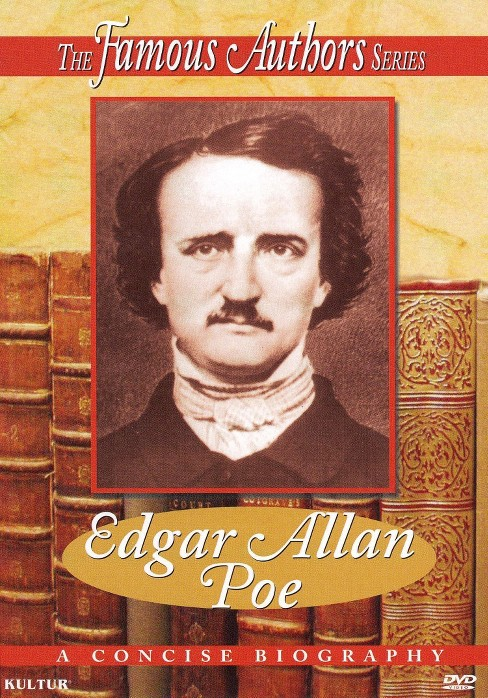 Famous authors:Edgar allan poe (DVD) - image 1 of 1