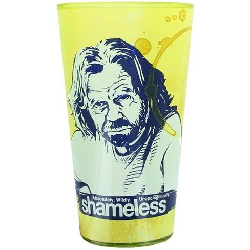 Just Funky Shameless Morning Pint Glass 16oz - image 1 of 2