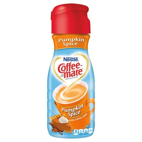 Coffee Mate Pumpkin Spice Coffee Creamer - 16 fl oz - image 1 of 5
