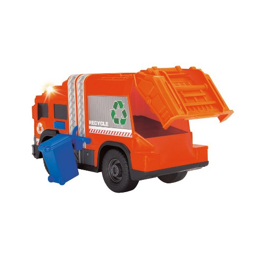 Dickie Toys Recycle Truck image number null