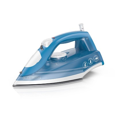 BLACK+DECKER Steam Iron - White