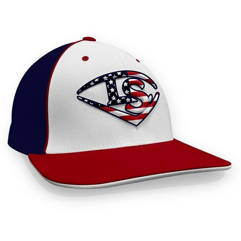 Louisville Slugger LS Logo USA Baseball/Softball Trucker Hat