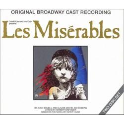 Original Cast - Les Misérables (Original Broadway Cast Recording) (CD)