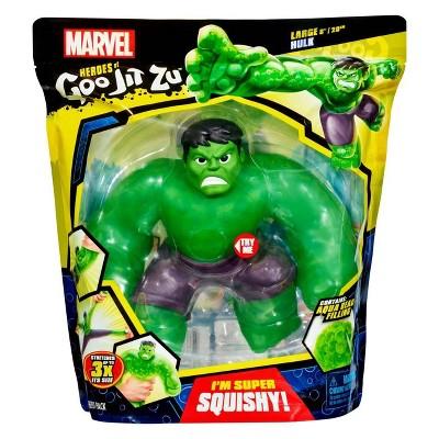 Heroes of Goo Jit Zu Marvel Supagoo Hero Pack - Hulk