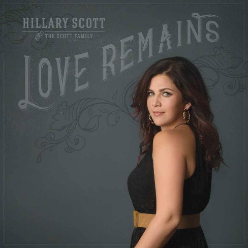 Hillary & The Scott Family Scott - Love Remains (Vinyl) - image 1 of 1