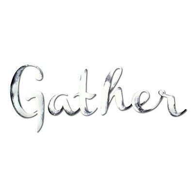 Gather Gardenia 35.5 x 14 x .25 - Letter2Word