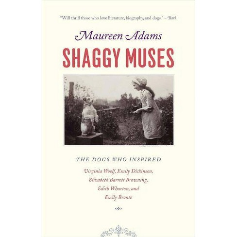 Shaggy Muses - by  Maureen Adams (Paperback) - image 1 of 1