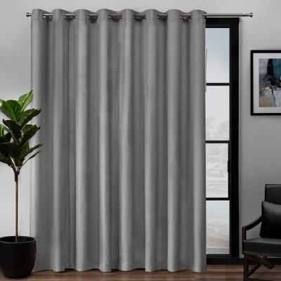 Loha Patio Grommet Top Single Curtain Panel - Exclusive Home