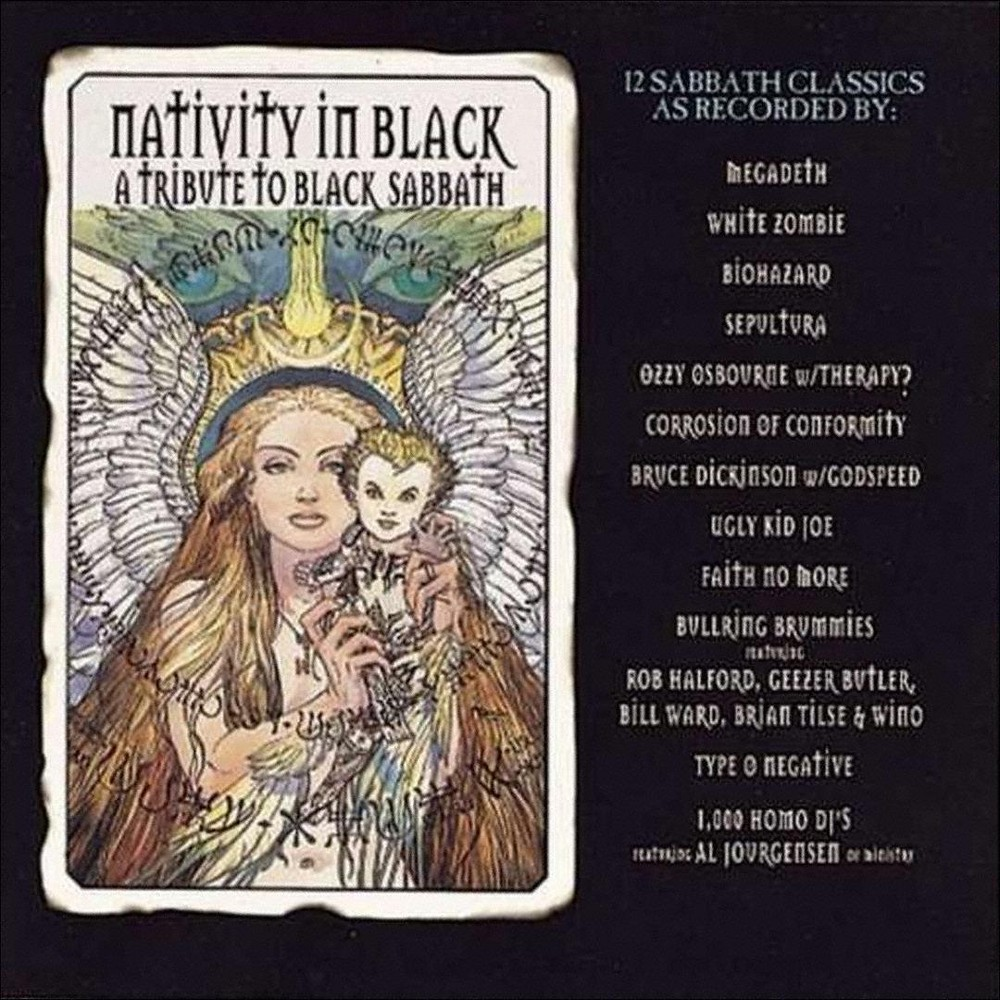 Various - Nativity In Black:Black Sabbath Tribu (CD)