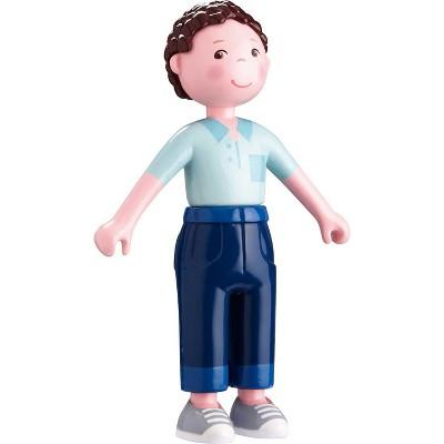 "HABA Little Friends Dad Michael - 4.5"" Dollhouse Toy Figure"