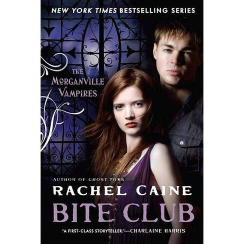 Bite Club - (Morganville Vampires) by  Rachel Caine (Paperback) - image 1 of 1