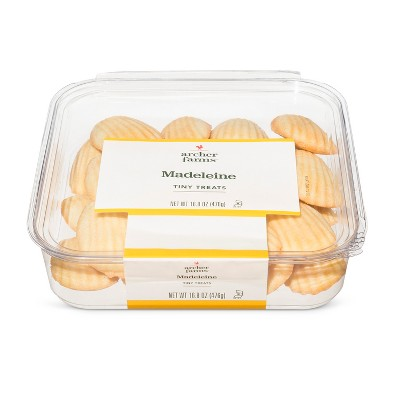 Madeleines Club Pack Cookies And Bars - 16.8oz - Archer Farms™