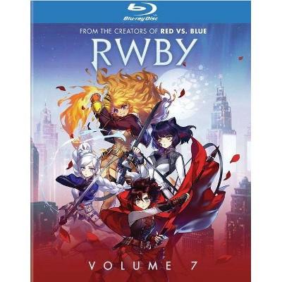 RWBY: Volume 7 (Blu-ray)(2020)