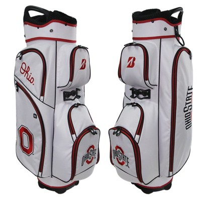 Bridgestone NCAA Golf Stand Bag-Ohio State