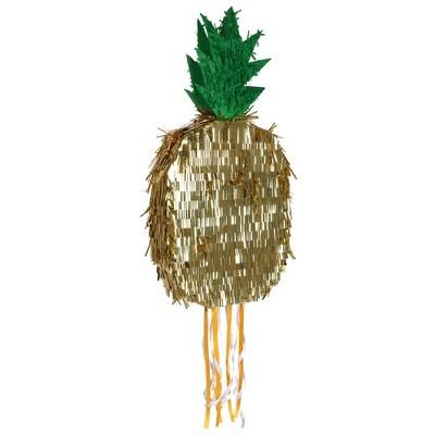 Meri Meri - Pineapple Pinata - Party Decorations and Accessories - 1ct