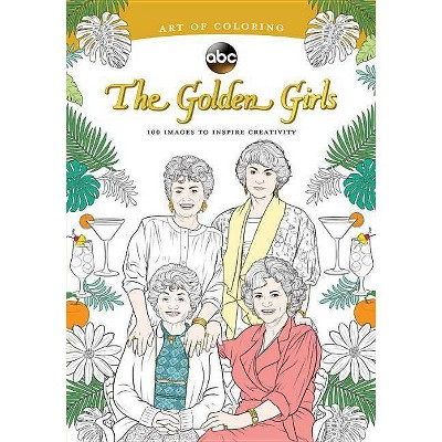 Golden Girls : 100 Images to Inspire Creativity (Paperback)