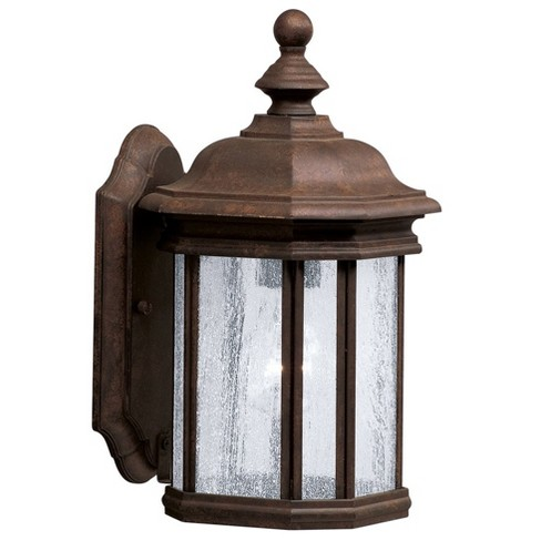 "Kichler 9028 Kirkwood Collection 1 Light 13"" Outdoor Wall Light - image 1 of 1"