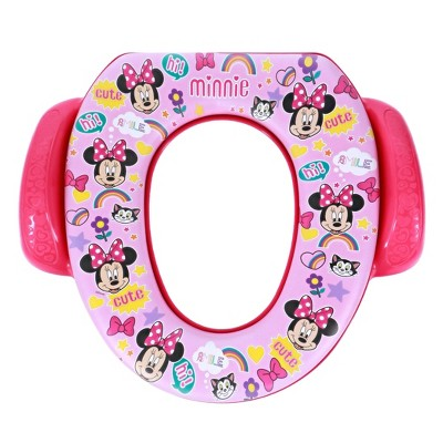 Disney Ginsey Home Solutions Potty with Hook - Minnie Mouse