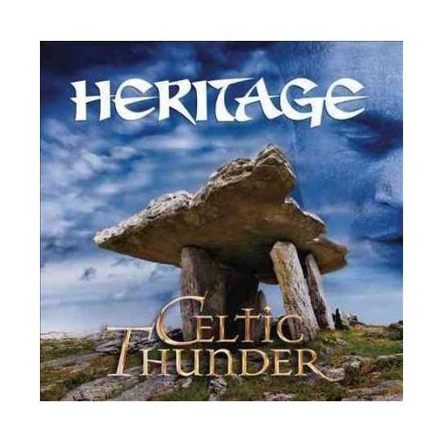 Celtic Thunder (Ireland) - Heritage (bonus Tracks) (CD) - image 1 of 1