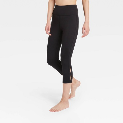 Women's High-Rise Capri Leggings - JoyLab™ - image 1 of 2