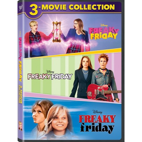Freaky Friday 3-Movie Collection (DVD) - image 1 of 1