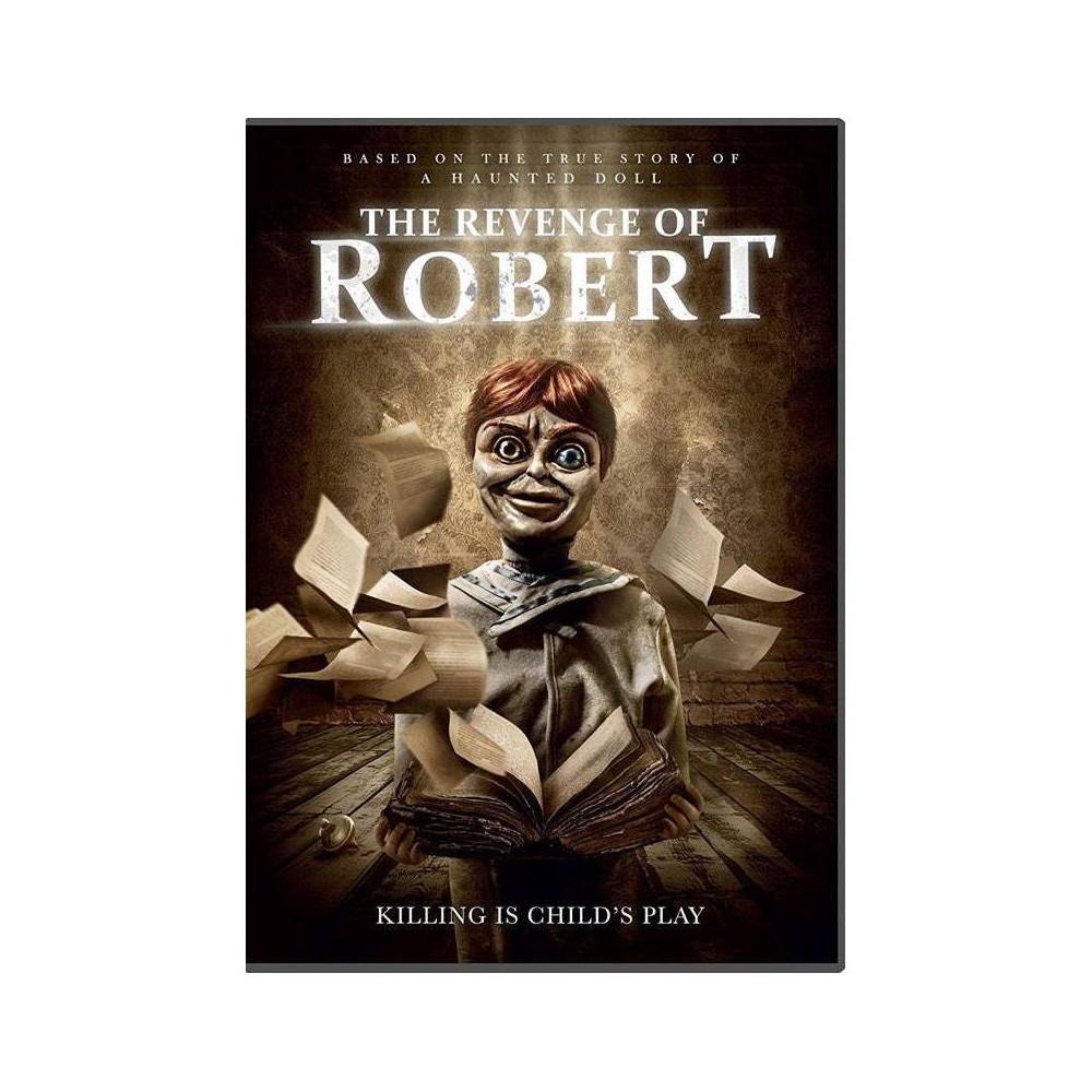 Revenge Of Robert The Doll Dvd