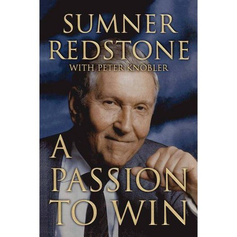A Passion to Win - by  Sumner Redstone (Paperback) - image 1 of 1