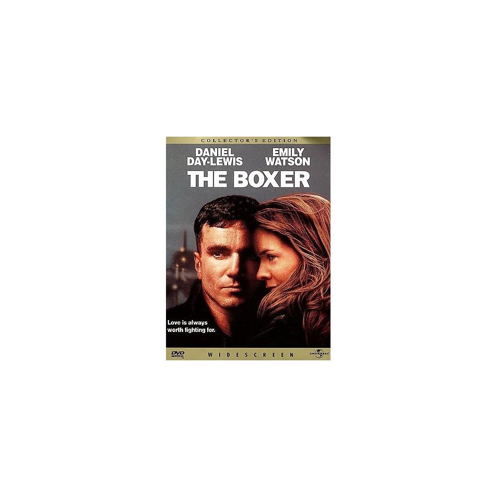 Boxer (Dvd), Movies