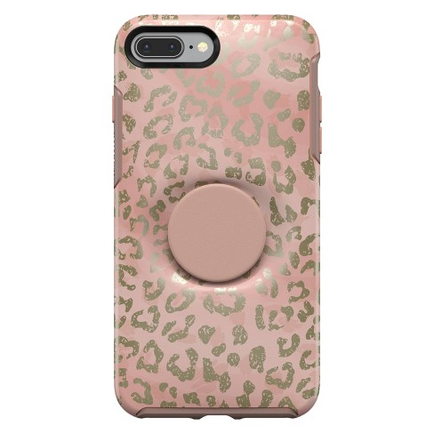 OtterBox Apple iPhone 8 Plus/7 Plus Otter + Pop Symmetry Case (with PopTop) - image 1 of 4